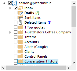I Found a Fix » Blog Archive » Outlook Modification Resolution